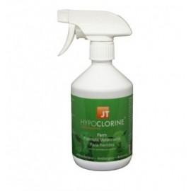 JT Hypoclorine Farm spray antimicrobiano para animales 540 ml.