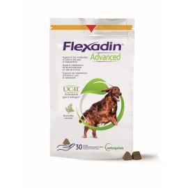Flexadin Advanced UC II con Boswellia suplemento para las articulaciones de los perros (30/60 comprimidos)
