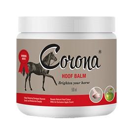 Corona Hoof Balm Bálsamo Hidratante y acondicionador para cascos de caballo 500 ml.