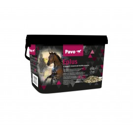 Pavo Eplus complemento alimentario para caballos de trabajo o deporte 3 kg.