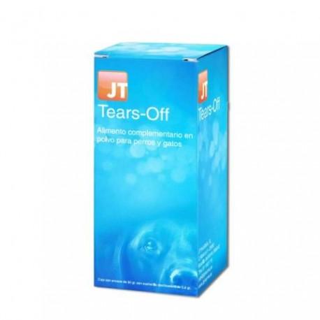 JT Tears-Off suplemento para los ojos de perros y gatos 50 gr.