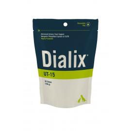 Dialix UT-15 suplemento dietético para el tracto urinario en perros 30 premios