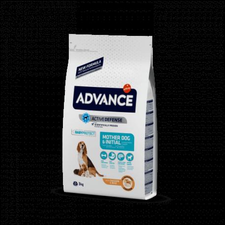 Advance Initial