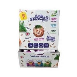 Snacks ANC FRESH para perro distintos sabores 100 gr. (caja 25 ud)