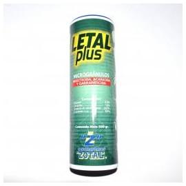 Letal Plus Insecticida microgranulos 500 gr.