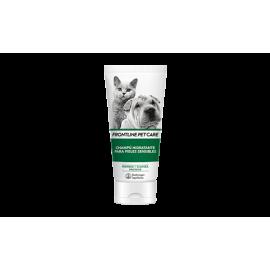 Frontline champú hidratante pieles sensibles perros y gatos 200 ml.