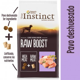 True Instinct Raw Boost Pavo 2 kg.
