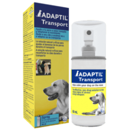 Adaptil Transport spray tranquilizante para perros 60 ml.