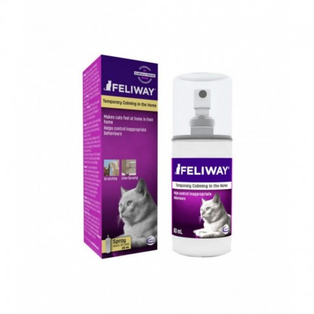 Feliway Spray calmante 60 ml. para gatos