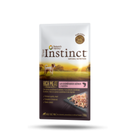 Pouch True Instinct High meat perros mini Salmón y Verduras 150 gr.