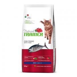 Natural Trainer Adult Atún No Esterilizado 0,3/1,5/10 kg.