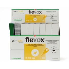 Flevox perro S (unidad/caja/monodosis)