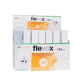 Flevox perro M (unidad/caja/monodosis)
