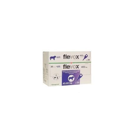 Pipetas Flevox XL. Más de 40 kg.