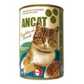 ANC Bocaditos de Atún para gatos 400 gr.