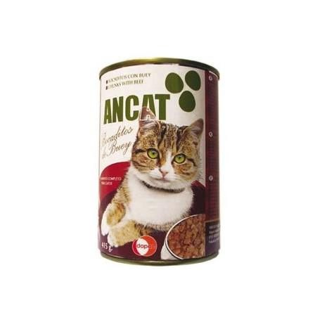 ANC Bocaditos de Buey para gatos 400 gr.