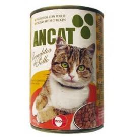 ANC Bocaditos de Pollo para gatos 400 gr.