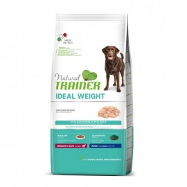 Natural Trainer Medium Adult Light Carne Blanca 3/12 kg.