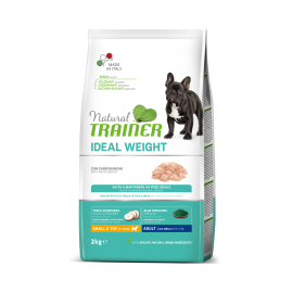 Natural Trainer Mini Light Carne blanca 2 kg.