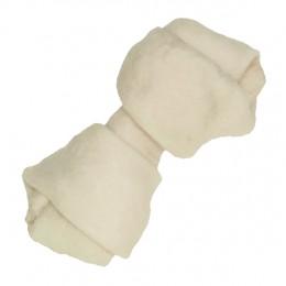 Hueso Dos Nudos Blanco 16 cm