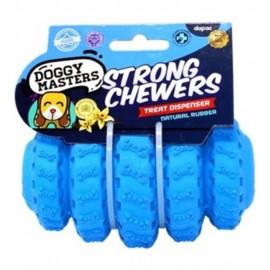 Doggy Masters Srong Chewers juguete dispensador para perros talla M