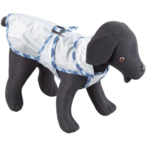 Impermeable 55 cm. para perros