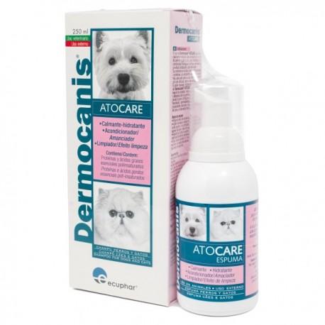 Dermocanis Alercure champú para mascotas con alergias