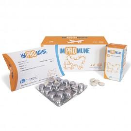 Impromune suplemento vitamínico para ayudar a las defensas de perros y gatos 20/40/200 comprimidos