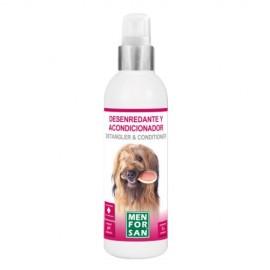 Menforsan Spray desenredante acondicionador para perros 125 ml.