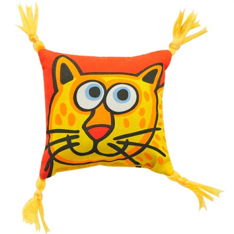 Luxury cojín juguete para gatos