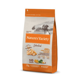 Natures Variety Perro Selected Mini Pollo 1,5 kg.