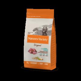 Natures Variety Perro Original Medium Atún 2 kg.