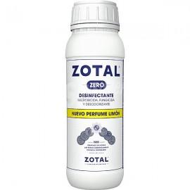 Zotal Zero Desinfectante Hábitat Aroma de Limón 500 ml.