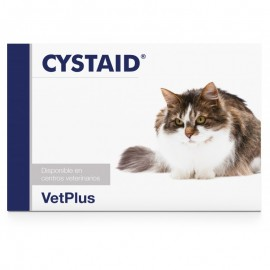 Cystaid Felino para el tracto urinario en gatos 30/180 Cápsulas