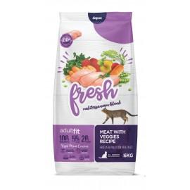 ANC Fresh gato Pollo y Verduras 6 kg.