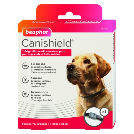 canishield collar